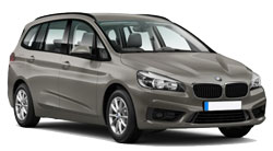 BMW 2 Series Mietwagen