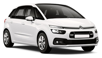 Citroen C4 Space Tourer Mietwagen